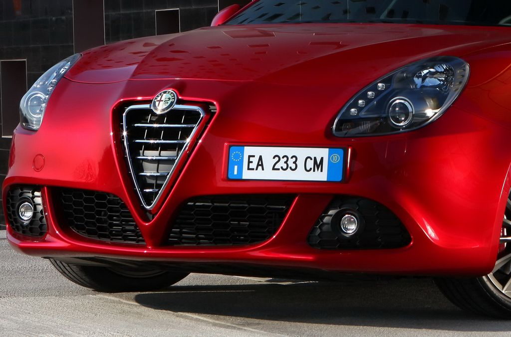 Alfa Romeo (Альфа Ромео) Giulietta (940): фото автомобиля