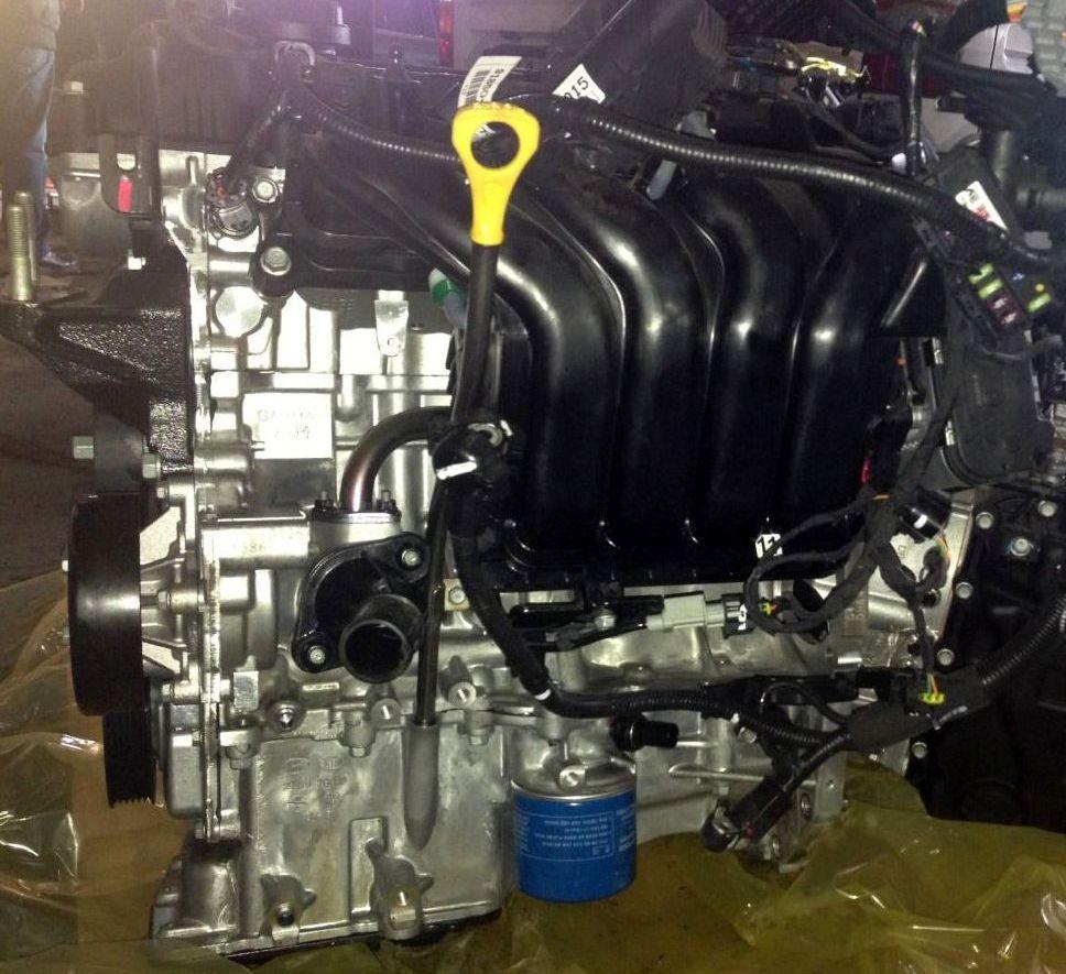 Hyundai (Хюндай) G4FG: фото двигателя