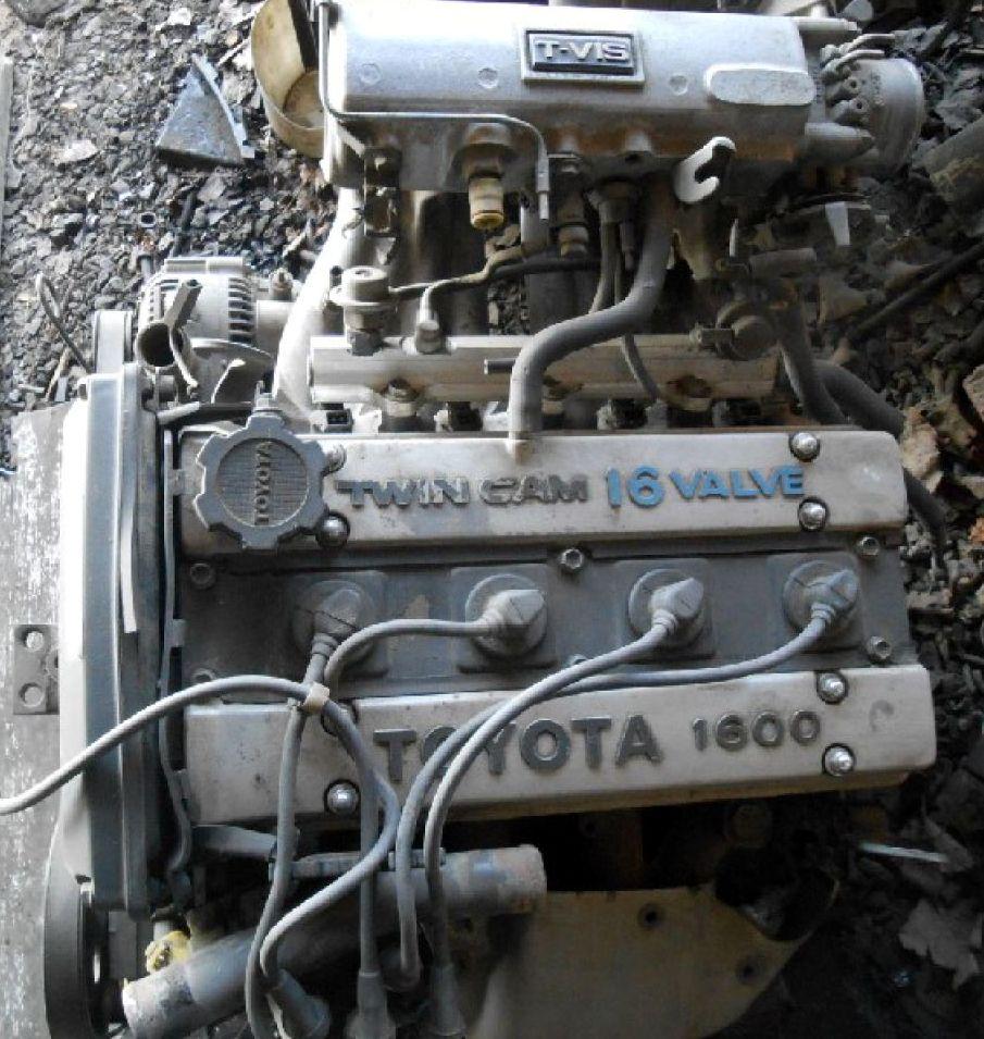 Двигатель тойота 4 к характеристики