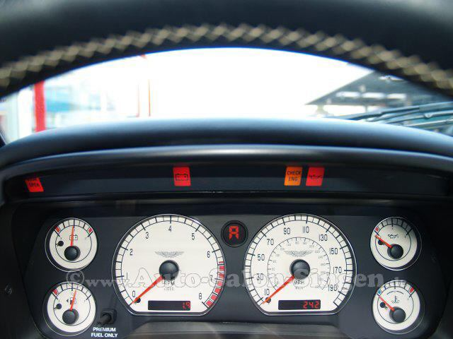 Aston Martin (Астон Мартин) AR1 Zagato: фото автомобиля