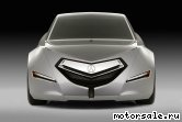 Фото №2: Автомобиль Acura Advanced Sedan Concept