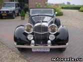 Фото №2: Автомобиль Alvis Speed 25 Charlesworth DHC, 1939