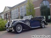 Фото №3: Автомобиль Alvis Speed 25 Charlesworth DHC, 1939