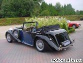 Фото №4: Автомобиль Alvis Speed 25 Charlesworth DHC, 1939